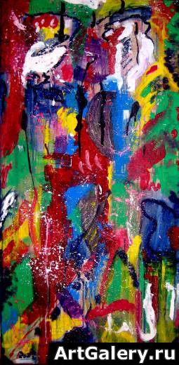 пятно в живописи: