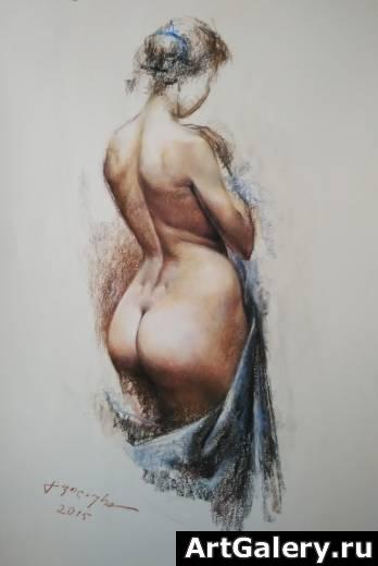 Рисунок ню