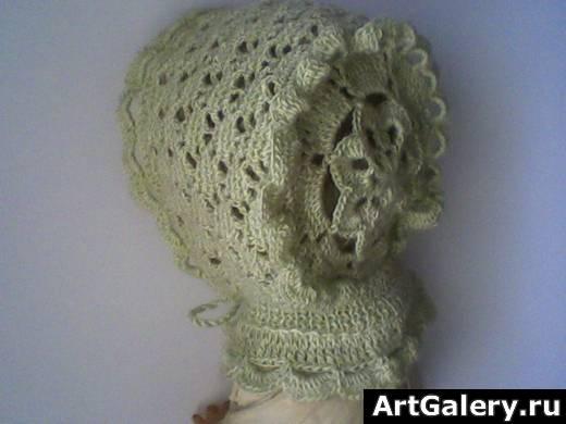 Модные шапки 2012 / Модные вязаные шапки