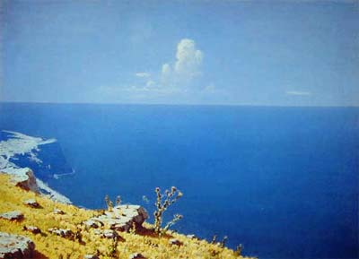 Архип Куинджи. Море. Крым